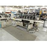 Bell and Howell A340-C6 Inserting System. 6 in. x 9 in. 6 Pocket Inserter, S/N 1892, Configured with