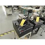 Postmatic Base Model M7, S/N 7502144 and Stamp Affixer Model 7000SA, S/N H1588SA