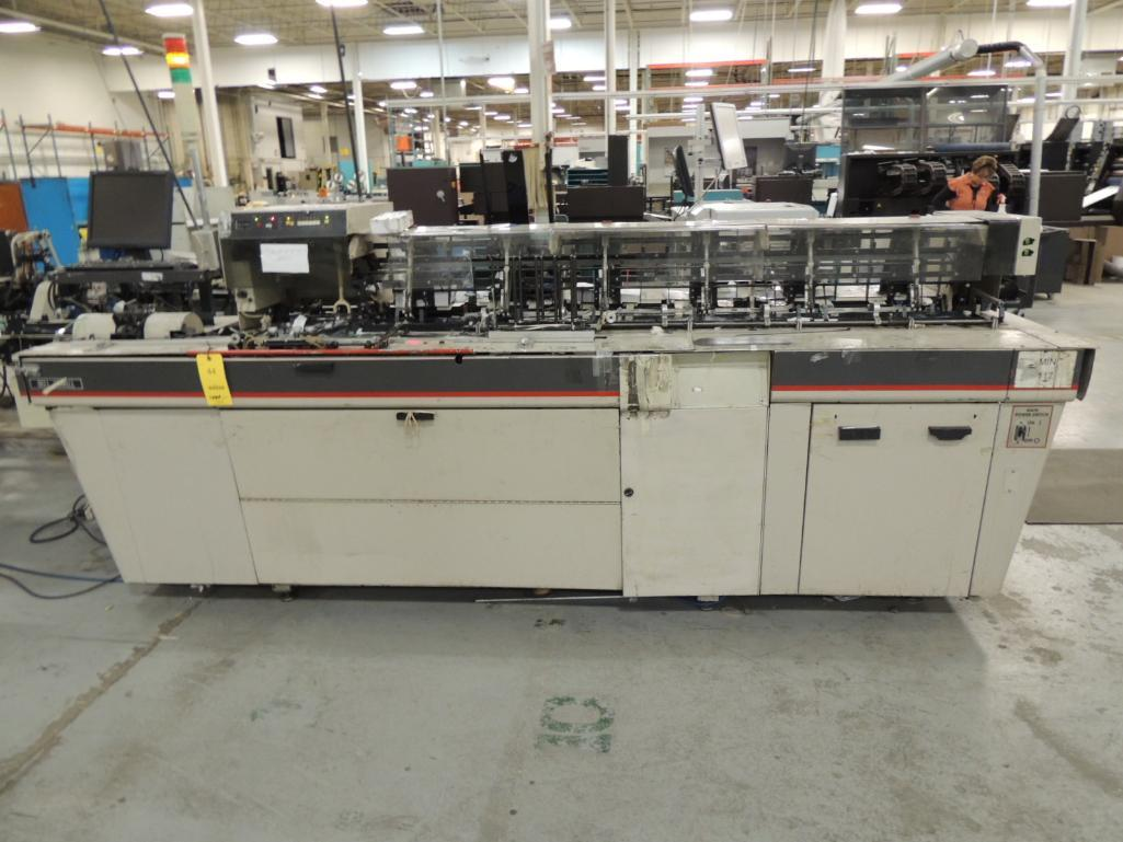 Lot 44 - Bell and Howell Mailstar 450- C6 Inserting System. 6-Pocket, 6 in. x 12 in. Capacity, S/N 43- 6677,