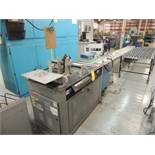 Kirk Rudy Mailing system. Configured with Kirk Rudy model 215V mailing base S/N 995- 3829, Discharge