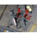 Pittsburgh 6-Ton Jack Stand (2 Each)