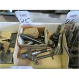 LOT - MILL TOOLING
