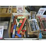 LOT - LARGE QUANTITY OF MISC END MILLS