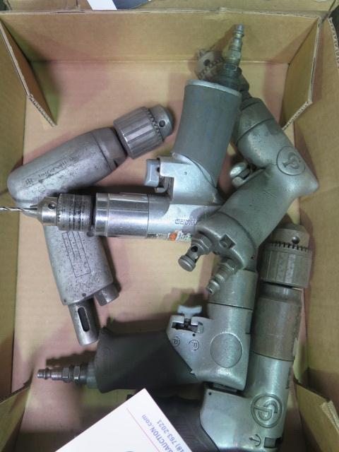 Lot 13 - Pneumatic Drills (5)