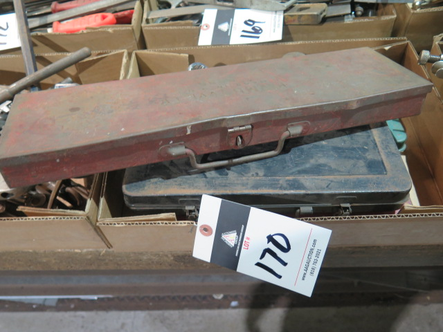Lot 170 - Sockets and Wrenches