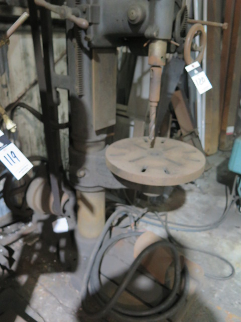 Lot 120 - Sibley Deep Hole Drill Press