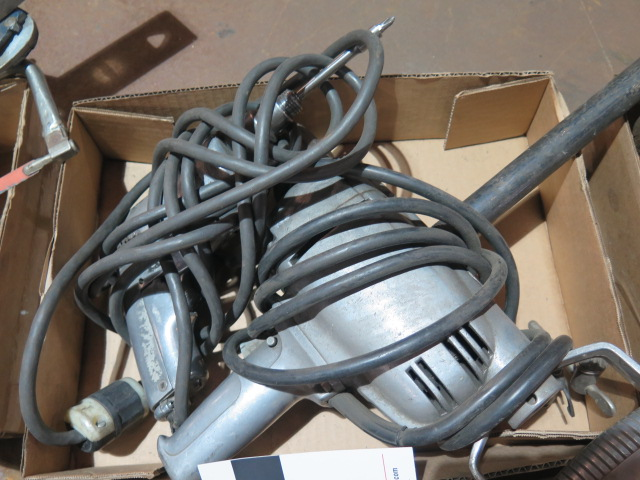Lot 151 - Electric Drills (2)