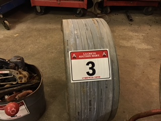 Lot 3 - Roll of Steel Strapping