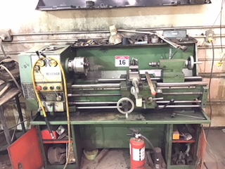 Lot 16 - ML1236 GH Lathe