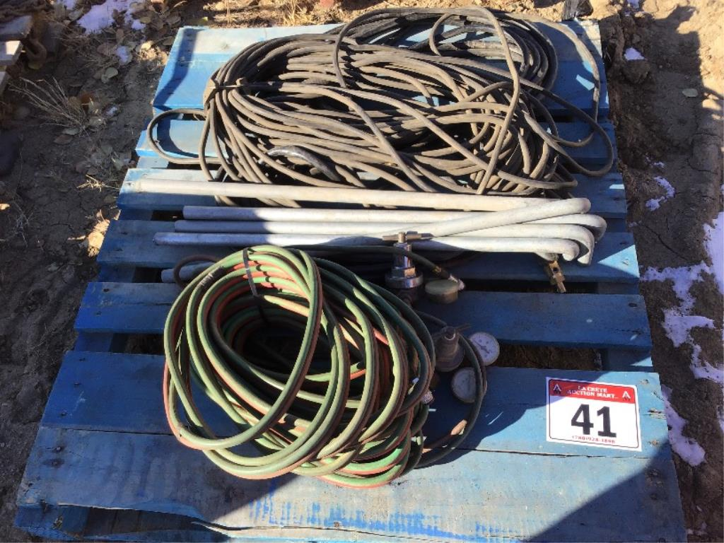 Welding Cables & Cutting Torch