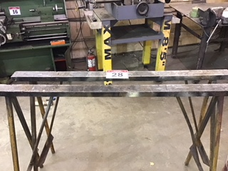 Lot 28 - Set of 39in Sawhorses
