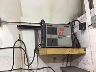 Lot 14 - Torchmate CNC Plasma Table w/Powermax 1250 G3 Series Plasma Cutter Includes Manuels, Computer, &