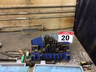 Lot 21 - MT#3 Type MIlling Machine Drill Bit Set