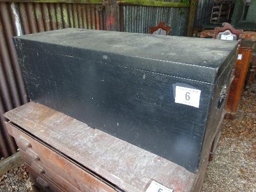 Lot 6 - Blanket box