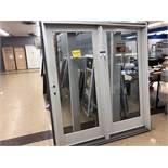 "Anderson Patio Door, Fits 71-1/2"" Opening White"