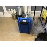 Catering: Turkey Fryer, Stock Pot, Stands, Cambro+