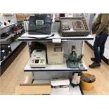 Vintage Office Machines/Equipment, Presto Griddle, Cartridges ++