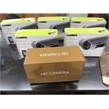 LOt of 6 Security Cameras - Lorex Wireless HD Outdoor Cameras