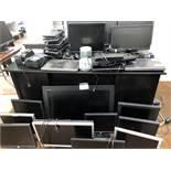 Electronics: TV's, Laptop, DVD, Monitors++