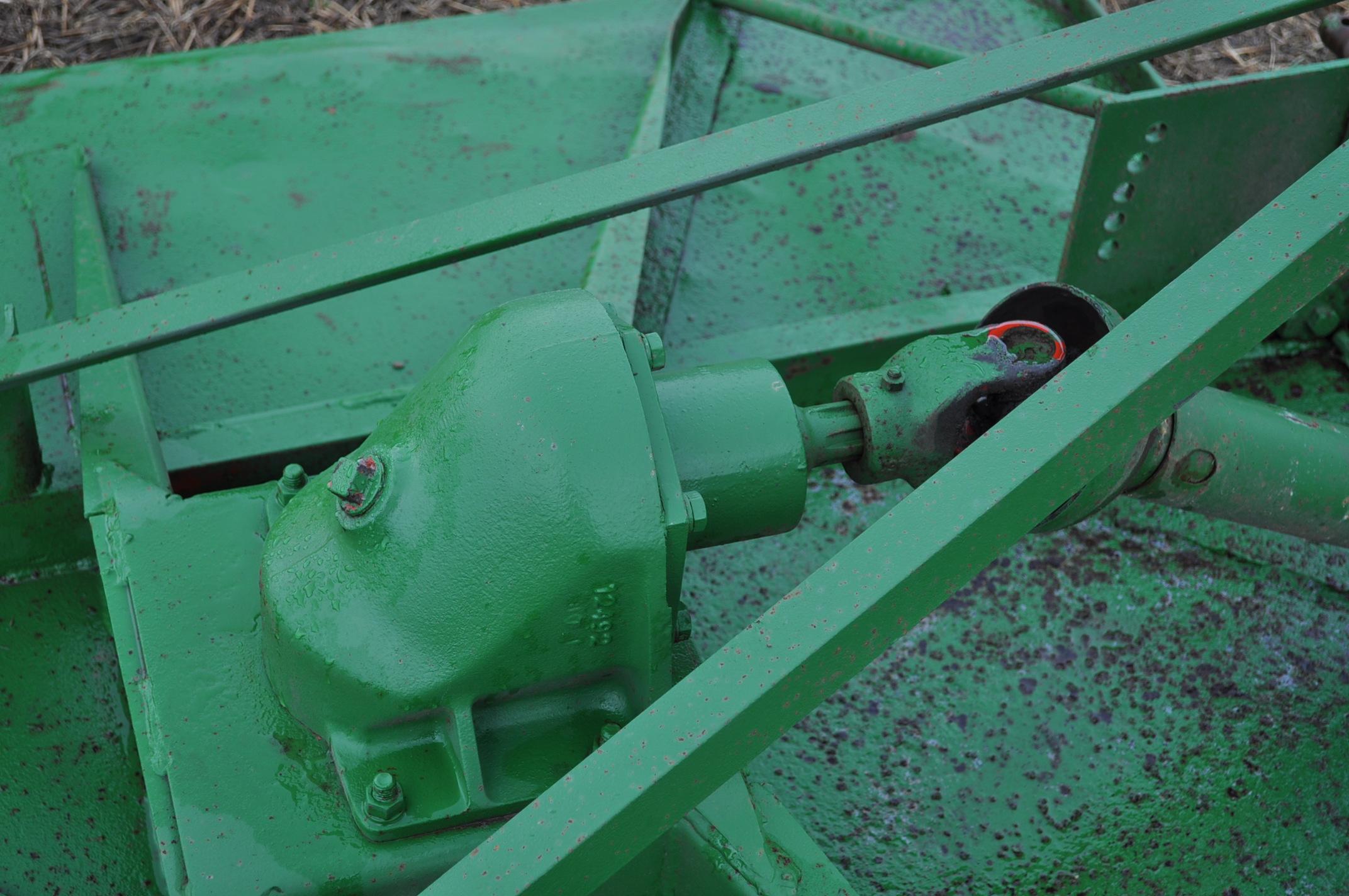 6' John Deere 3pt. rotary mower - Image 5 of 7