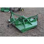 6' John Deere 3pt. rotary mower