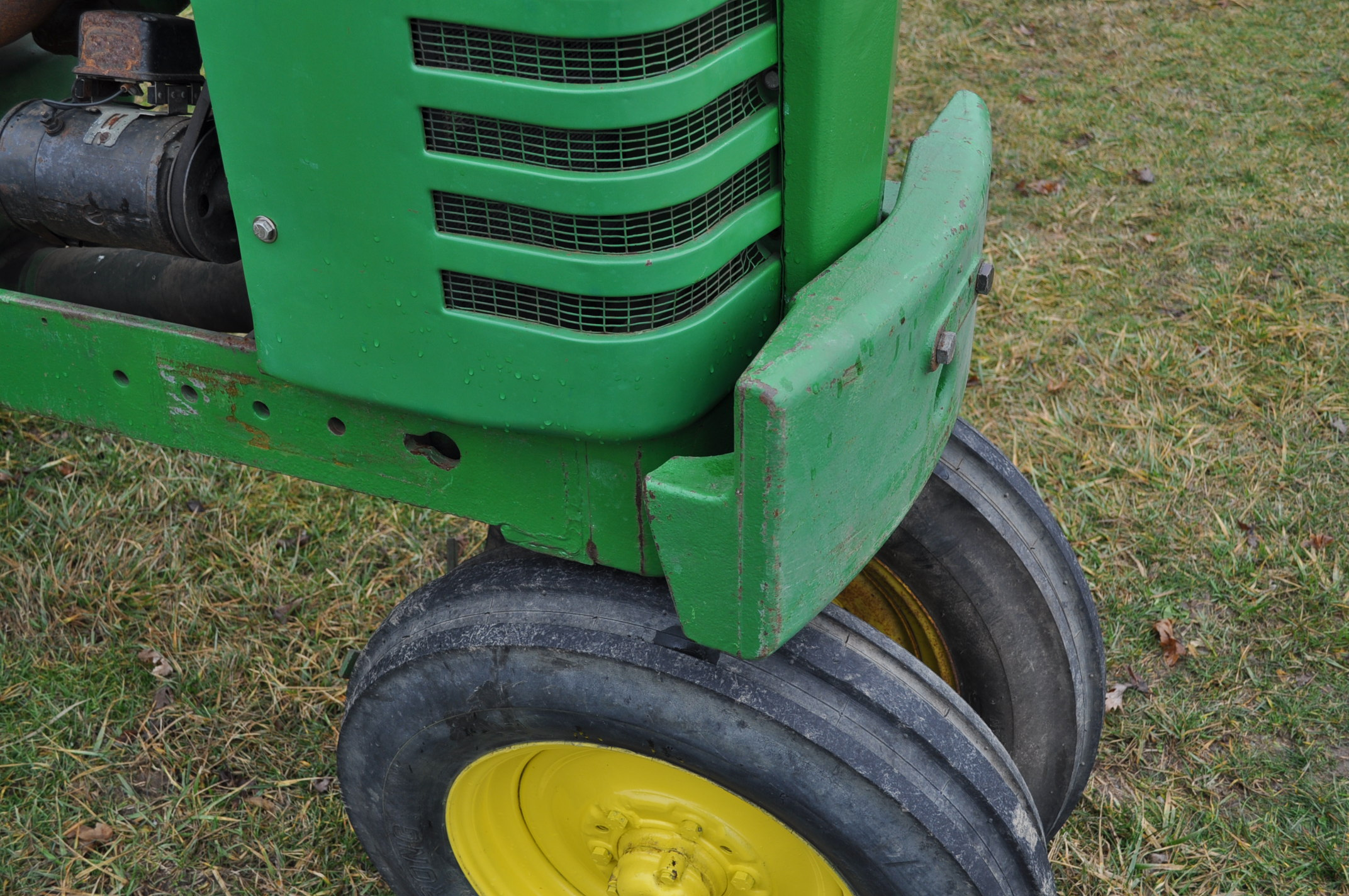 1942 John Deere Styled A, New 12.4-38 rear tires, narrow front, 540 pto - Image 9 of 15