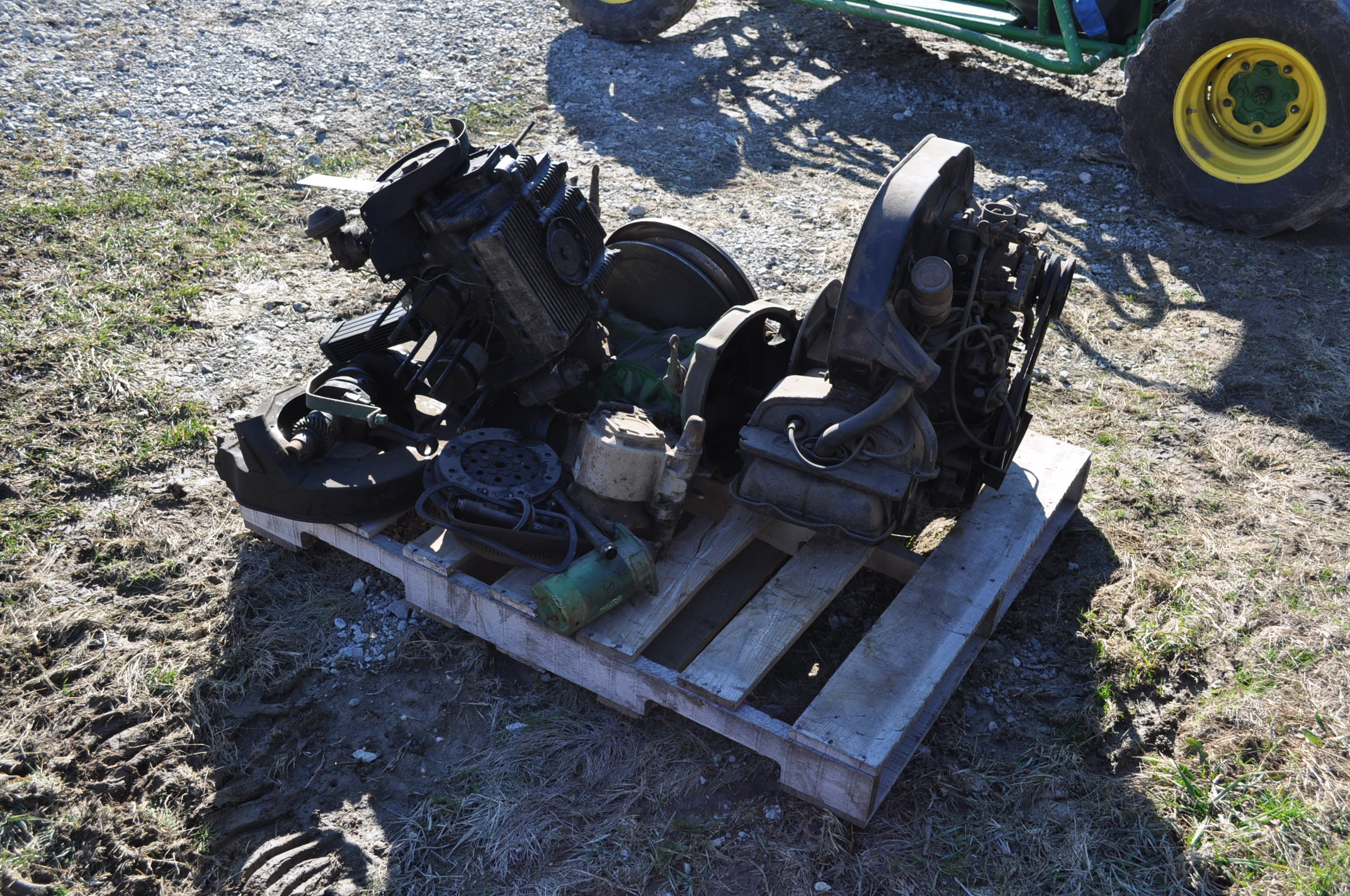 VW air cooled engine parts - Image 2 of 4