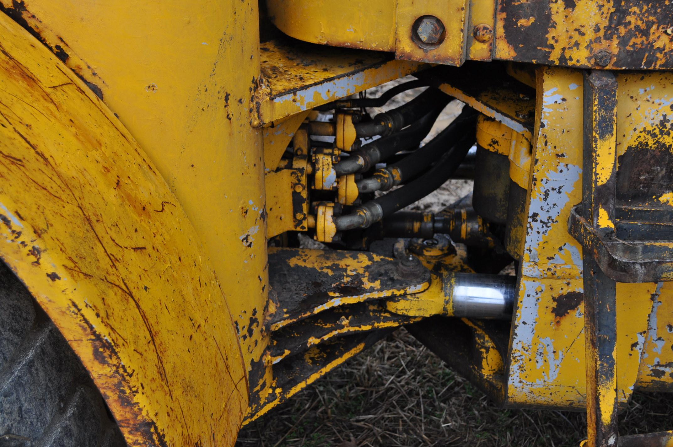 John Deere 544 Payloader, 17.5-25 tires, shows 1074 hrs, SN 0767621 - Image 11 of 16