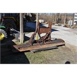 10' snow plow blade from dump truck