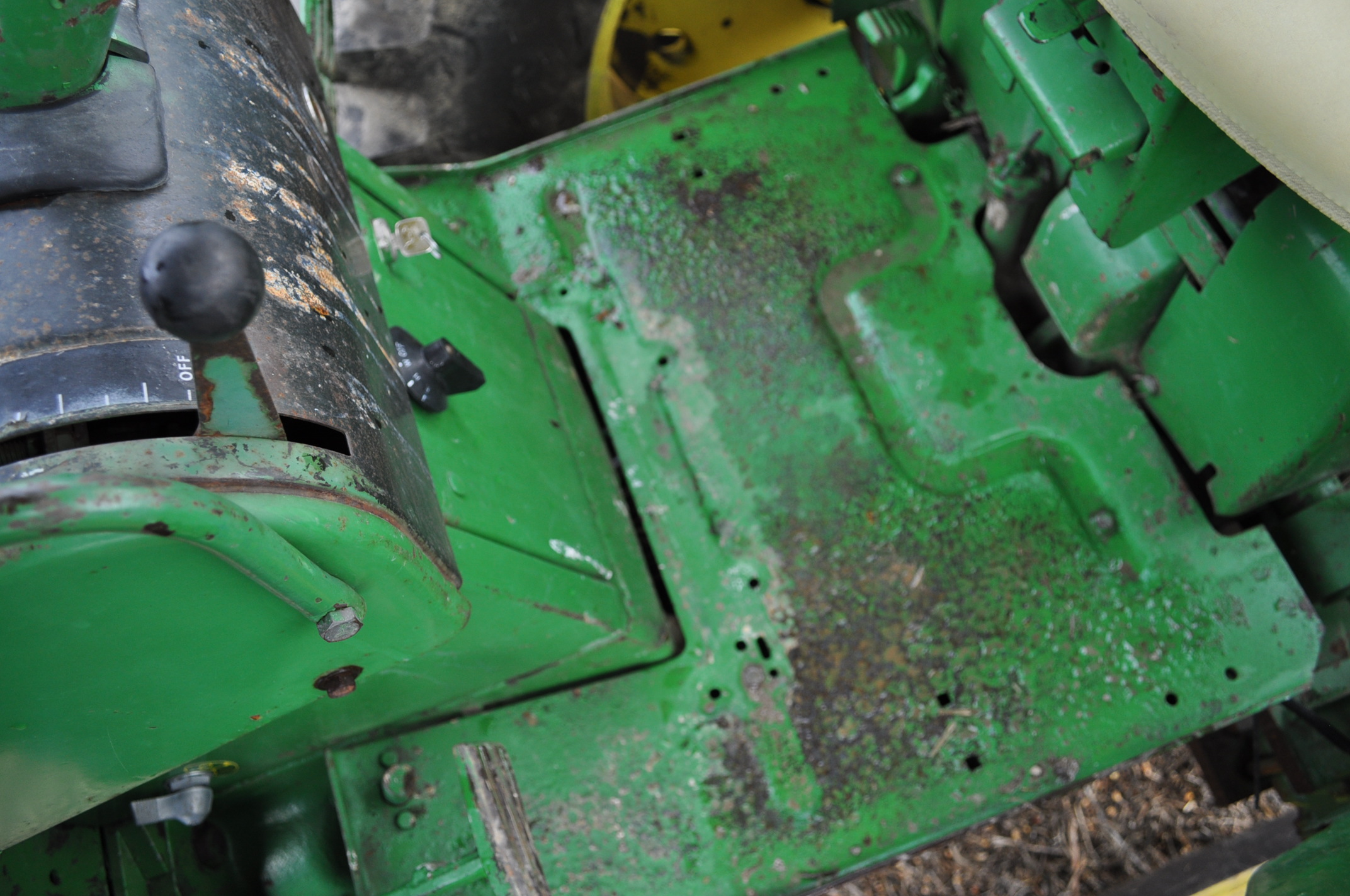 John Deere 4320 tractor, diesel, 18.4-38 duals, 10.00-16 wide front, Syncro, 2 hyd remotes, 540/1000 - Image 20 of 20