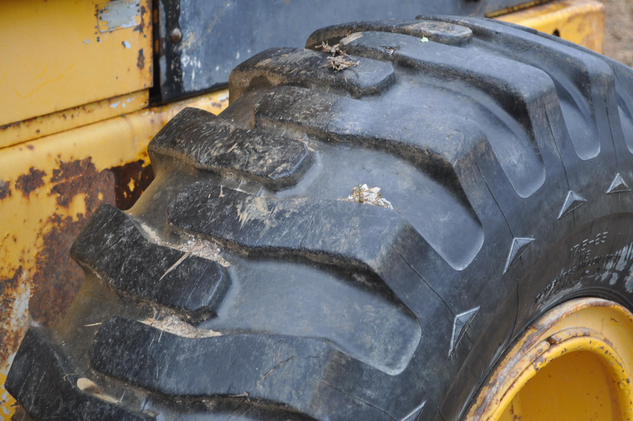 John Deere 544 Payloader, 17.5-25 tires, shows 1074 hrs, SN 0767621 - Image 7 of 16
