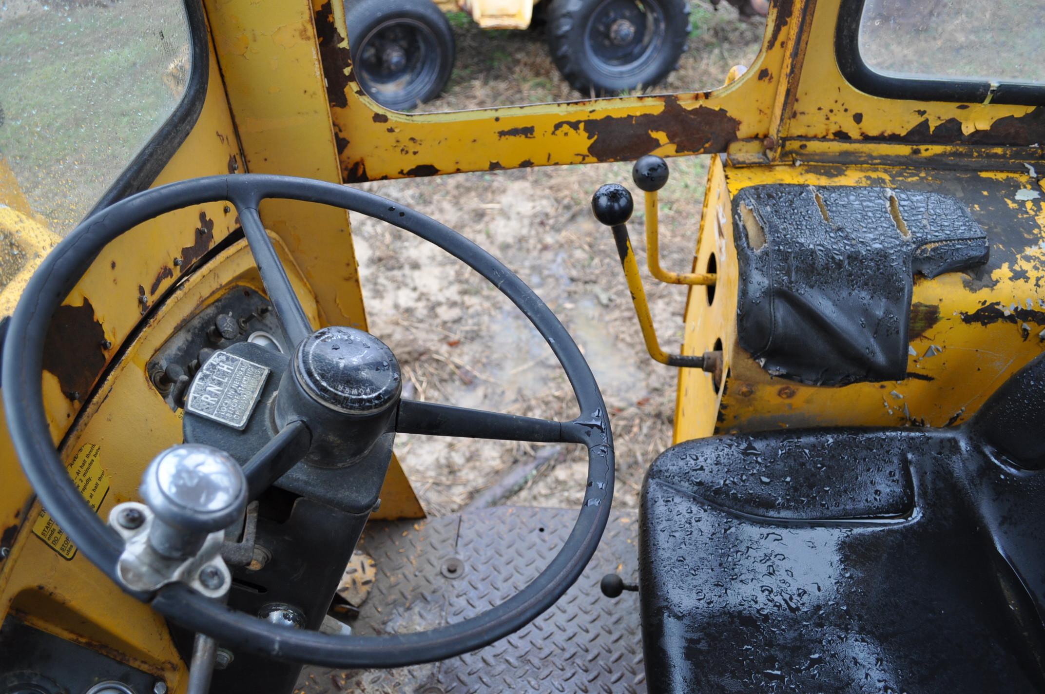 John Deere 544 Payloader, 17.5-25 tires, shows 1074 hrs, SN 0767621 - Image 13 of 16