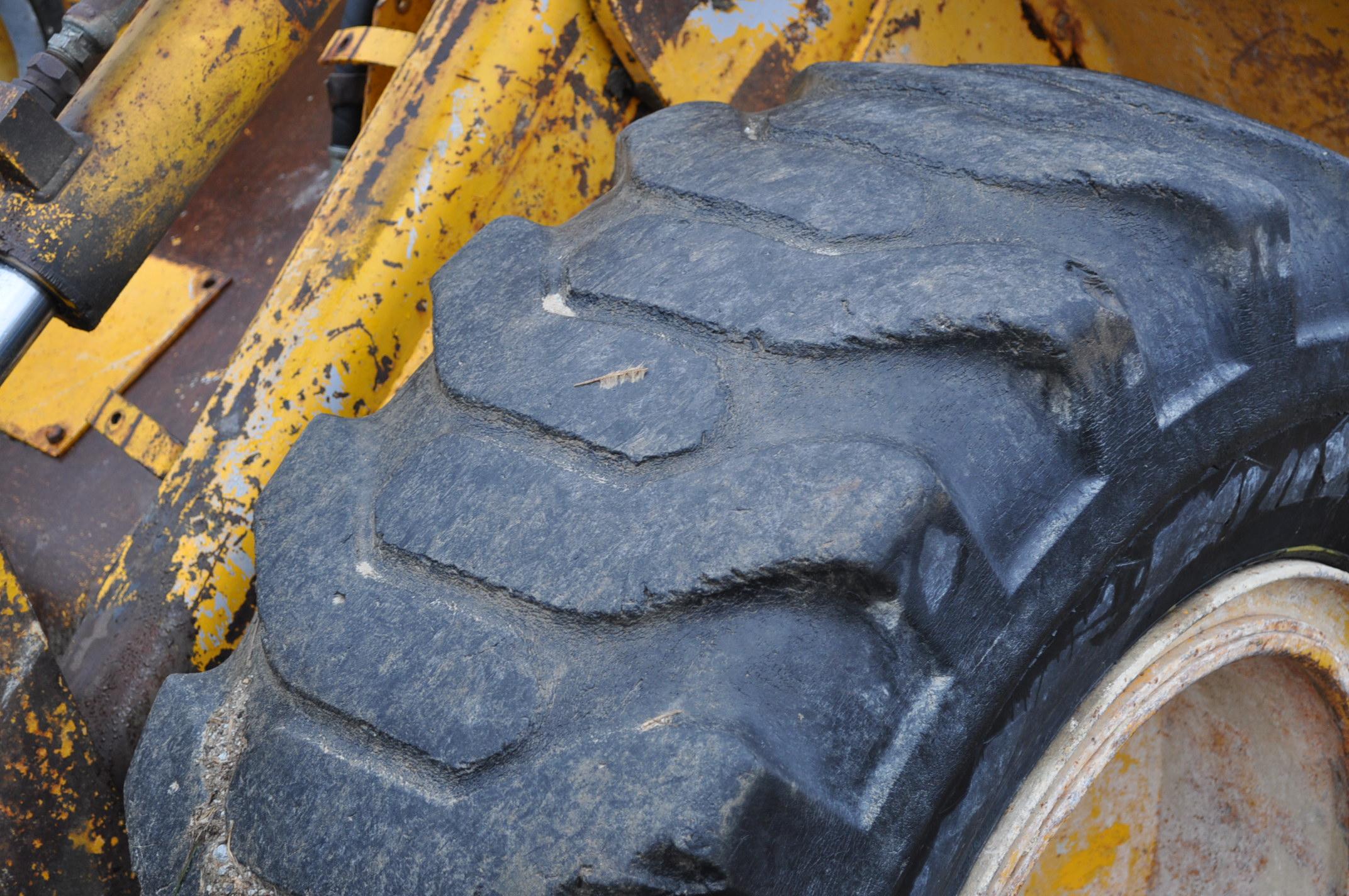 John Deere 544 Payloader, 17.5-25 tires, shows 1074 hrs, SN 0767621 - Image 6 of 16