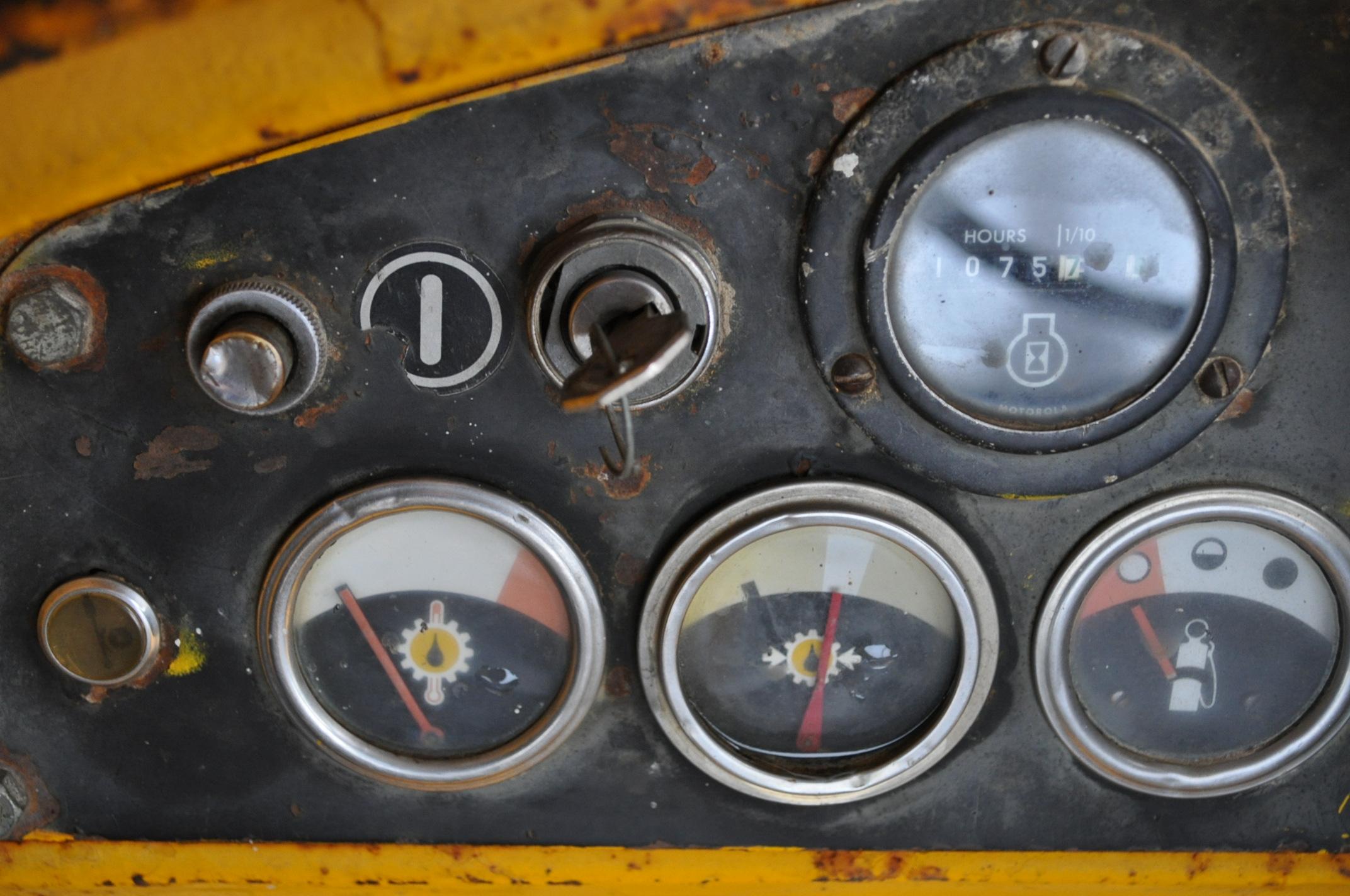 John Deere 544 Payloader, 17.5-25 tires, shows 1074 hrs, SN 0767621 - Image 14 of 16