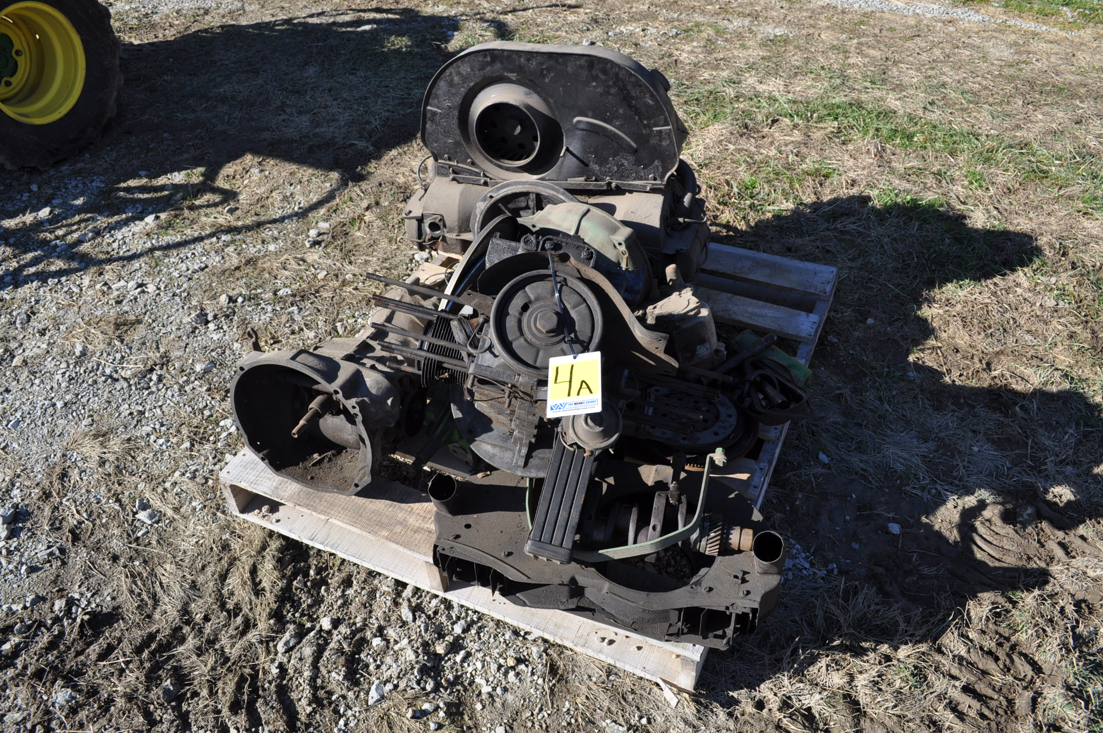 VW air cooled engine parts