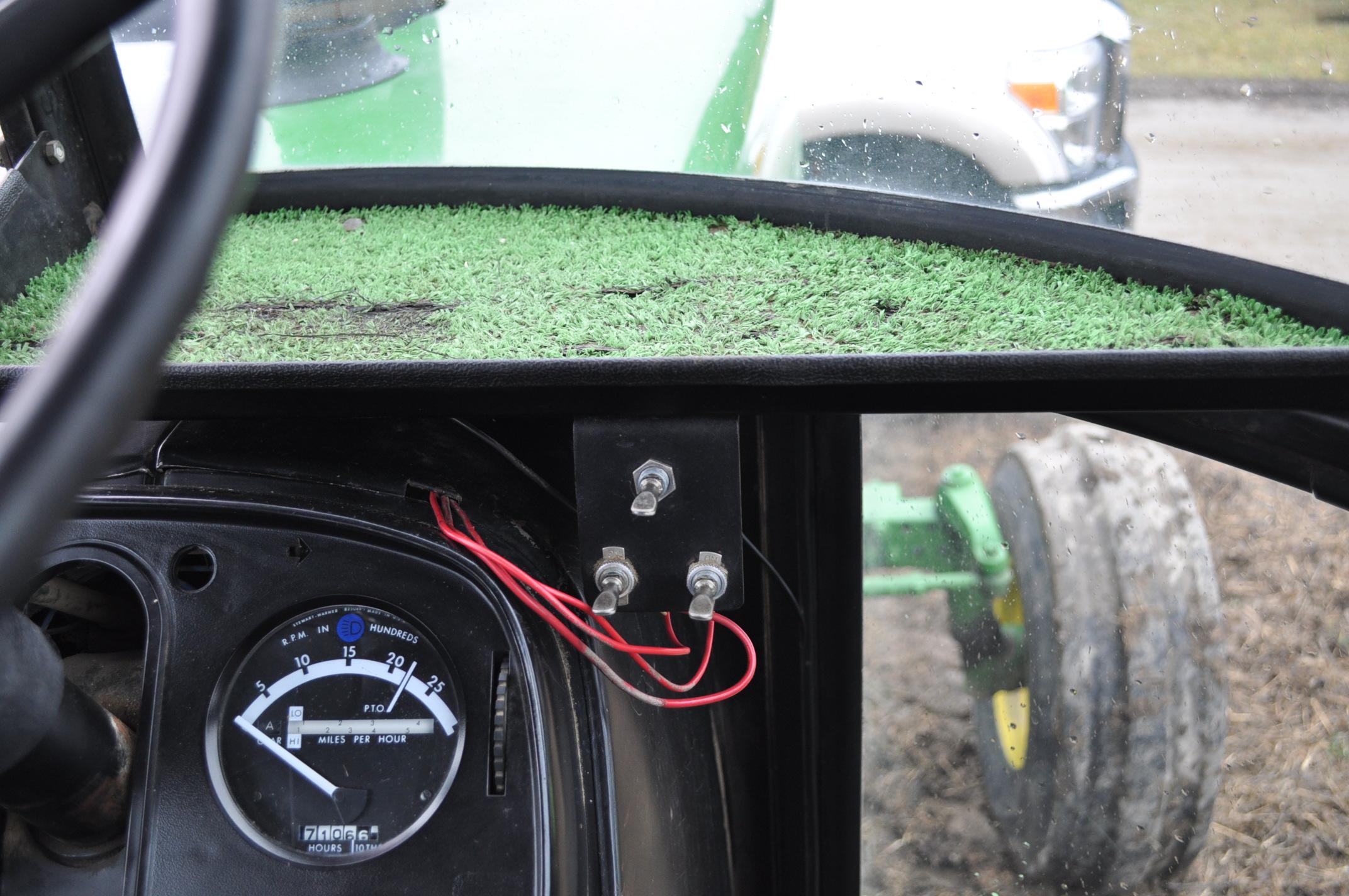 John Deere 4630 tractor, diesel, 20.8-38 hub duals, 14L-16 front, CHA, Quad range, 2 hyd remotes, - Image 21 of 22
