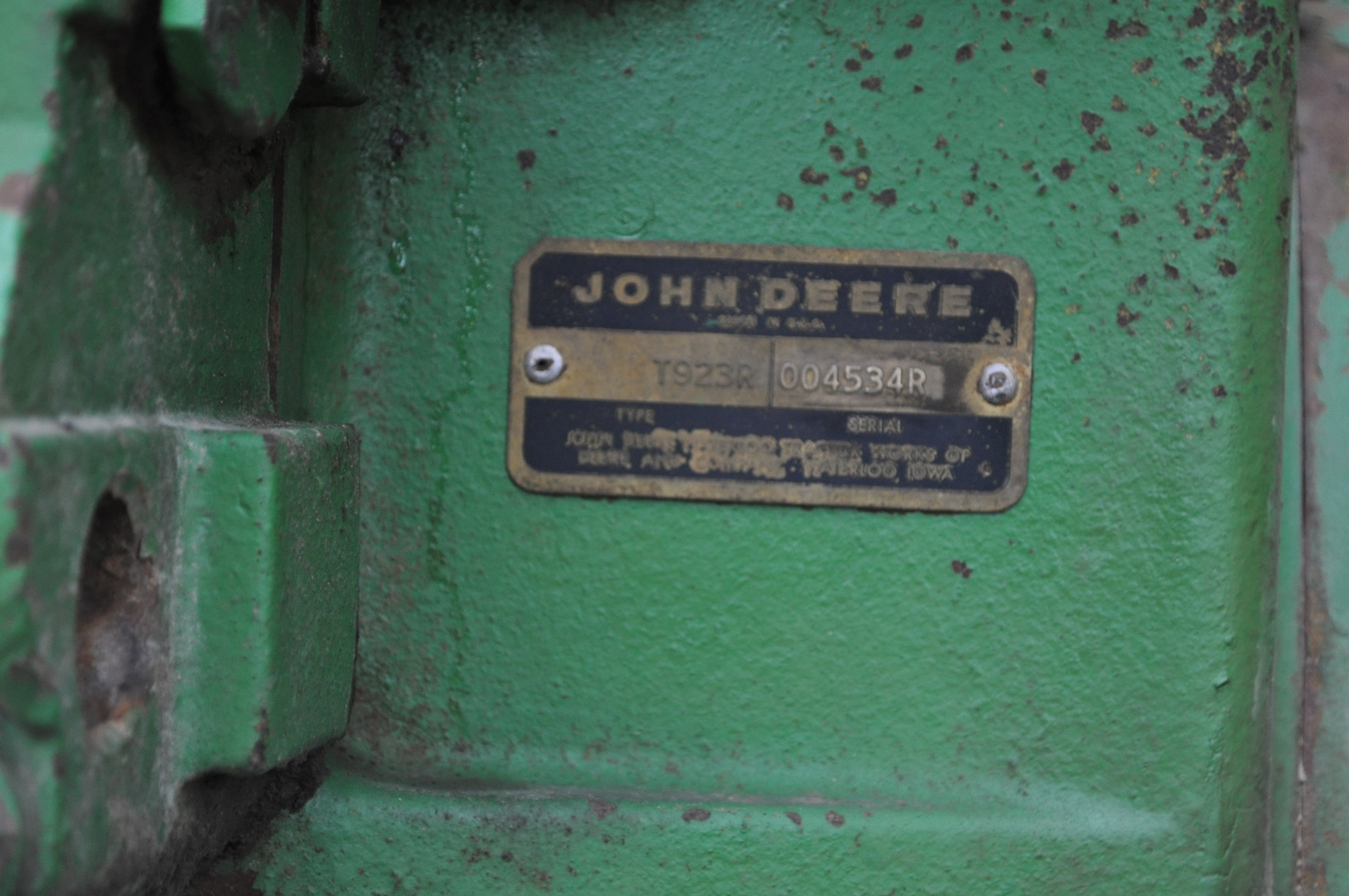 John Deere 7520 tractor, 4WD, diesel, 18.4-34 duals, original fenders, CHA, cab interior kit, 3 - Image 13 of 24