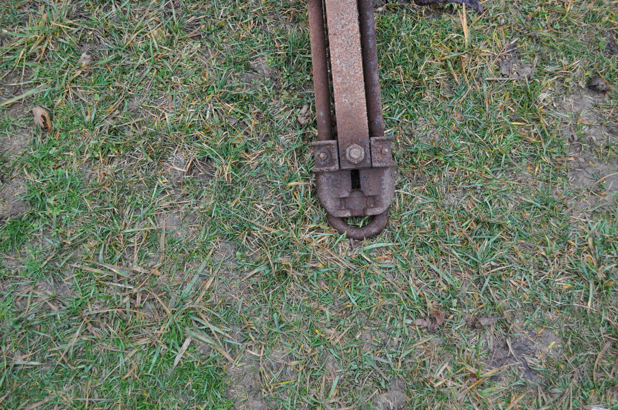 "John Deere 3-btm x 16"" plow, pull-type - Image 5 of 7"