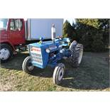 Ford 2000 tractor, 2 wd, 12.4-28 rear tires, 6.00-16 front tires, gas, 540 PTO, 3 pt, 2345 hrs