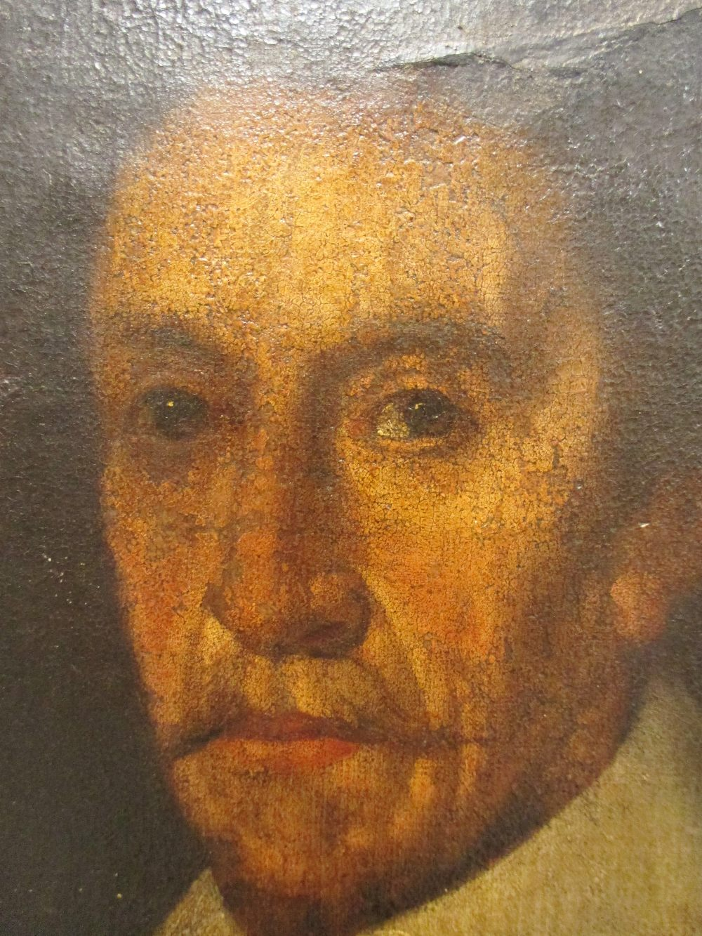 Lotto 877 - English School (17th Century)  Portrait of Vincent Denne of Kent (1628-1693), head and shoulders, in