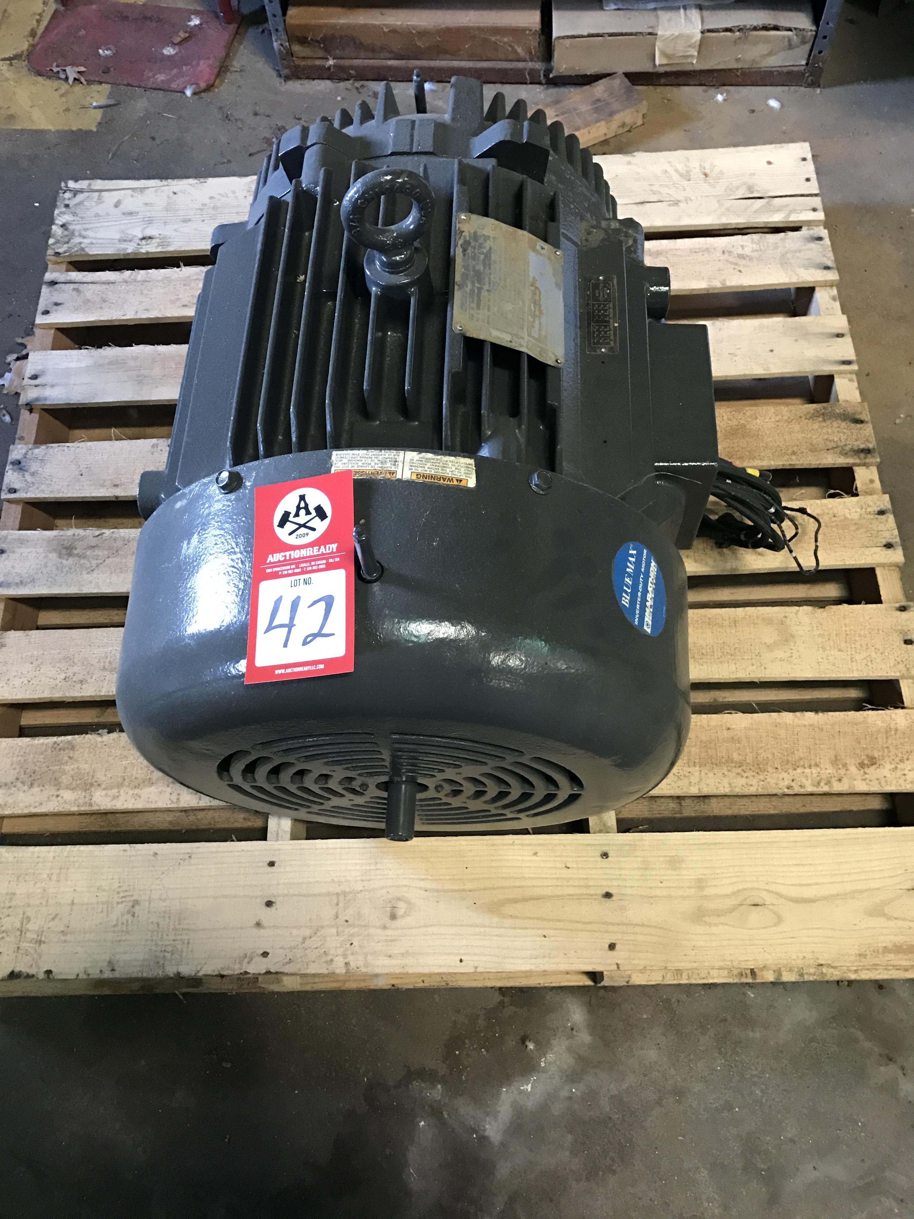 Lot 42 - Unused Motor, Marathon 60 HP, 230-460V