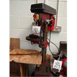 A Sealey GDM92B 12 speed single phase bench sensitive pillar drill Serial number 03174