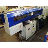 An IEMCA VIP 70/15 CNC magazine bar feed unit Serial number 0200117005 (2001). Collection strictly