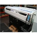 Hydrafeed MV65 Multifeed CNC magazine bar feed unit Serial number 16140836. Collection strictly by