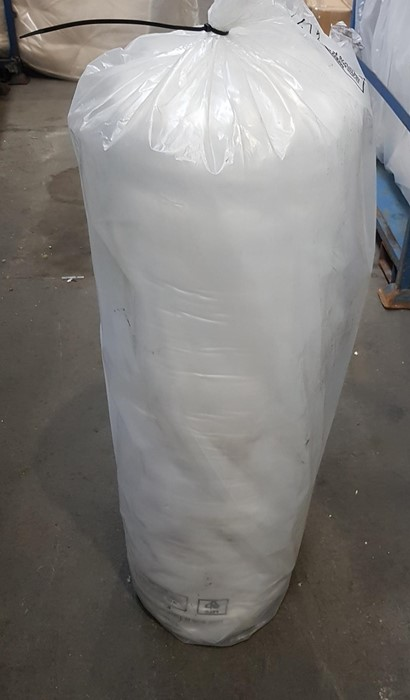 Lot 29 - 1 GRADE A ROLLED VIVO SINGLE MATTRESS / SIZE 3FT /