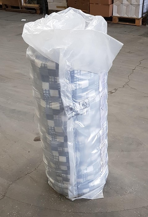 Lot 27 - 1 GRADE A ROLLED ORTHO-FIRM SINGLE MATTRESS / SIZE