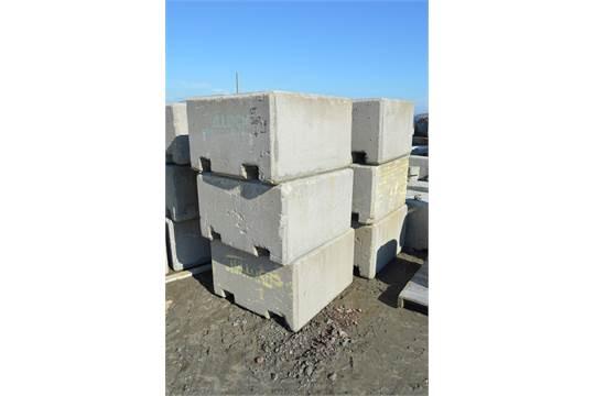 Dating concrete block