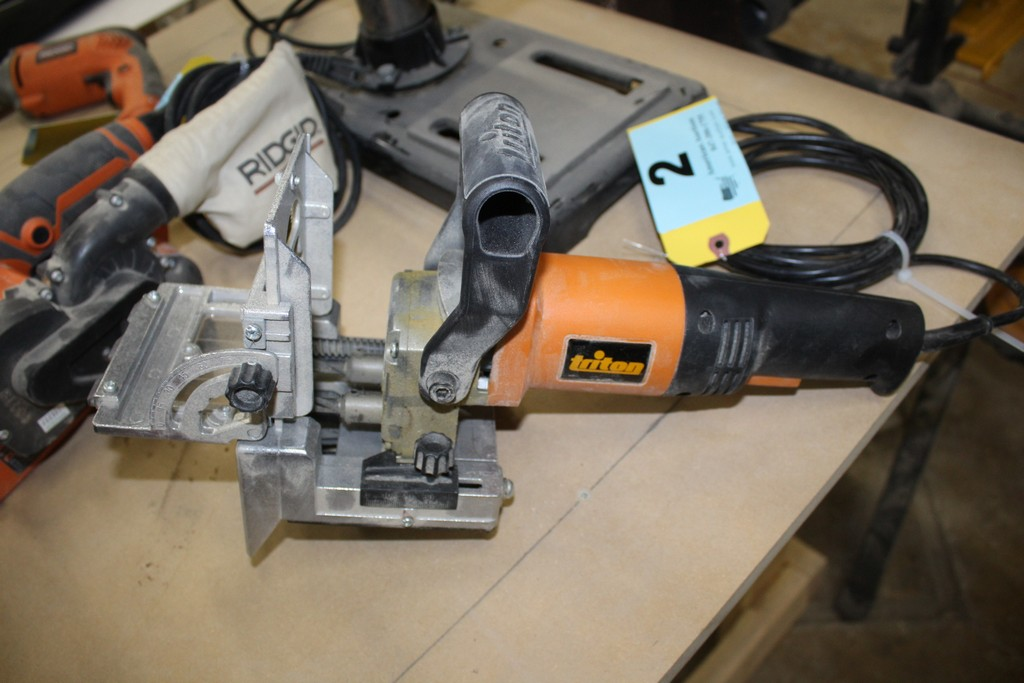 TRITON MODEL TDJ600 DOWELLING JOINTER