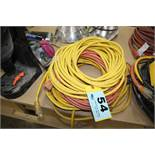 ASSORTED HEAVY DUTY EXTENSION CORDS