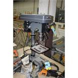 CENTRAL MACHINERY 12-SPEED BENCH TOP DRILL PRESS